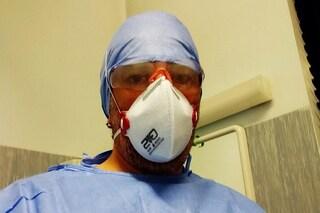 """Cremona, lo sfogo di un infermiere: """"Ci risiamo, ricominciamo a ricoverare pazienti covid"""""""