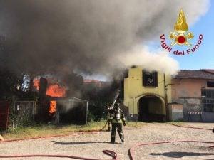 (Foto: vigili fuoco)