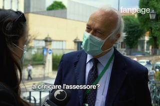 """Il primario del Policlinico di Milano: """"Lavoro con la Regione, non posso criticare l'assessore"""""""