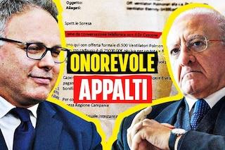 """Inchiesta Fanpage.it su Luca Cascone, le opposizioni: """"Emergenza trasparenza in Campania"""""""