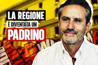"""Campania, Stefano Caldoro a Fanpage.it: """"La Regione è un padrino che compra e corrompe"""""""