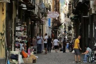 Lavori dell' Unesco, chiude per 10 giorni via San Biagio dei Librai: stop anche ai passi carrai