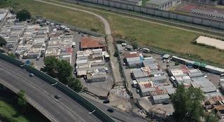 Coronavirus: 3 positivi del campo rom di Secondigliano arrivati in auto dalla Serbia