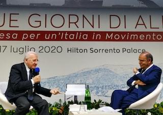 """De Luca: """"In Campania abbiamo chiuso, Zingaretti ha brindato e ha preso il Covid"""""""