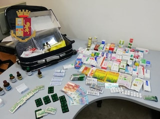 Vende medicinali pericolosi e non autorizzati vicino alla Stazione Centrale: denunciata