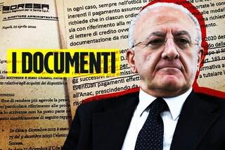 Inchiesta Covid Campania: nuovi documenti coinvolgono il presidente di Soresa