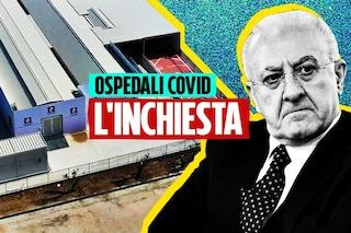 Inchiesta Covid in Campania, si indaga sulle continue modifiche agli ospedali: ecco i carteggi
