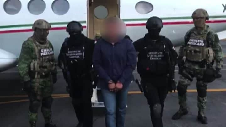 """L'arresto del boss """"Don Luque"""" a luglio 2018, poi scarcerato e ufficialmente rimasto ucciso in un agguato tempo dopo."""