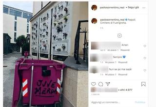 Paolo Sorrentino sta scegliendo i luoghi del suo film a Napoli. C'è pure il cimitero (con 'dedica' alla Juve)