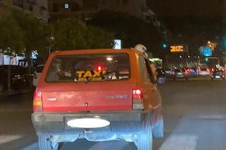 Napoli invasa dai taxi abusivi: le navette illegali verso il mare e la stazione centrale