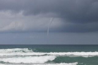 Tromba Marina in Cilento, anche domani 5 agosto Allerta Meteo in Campania