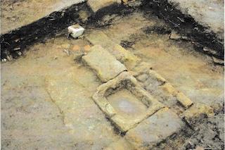"""Napoli, scoperta grande villa romana dell'epoca di Giulio Cesare. Soprintendenza: """"Non ha uguali"""""""