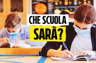 Napoli, scuole e Covid: alla Piscicelli simulazioni con studenti e ingressi separati