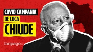 Covid Campania, De Luca annuncia nuove ordinanze contro gli assembramenti. Torna l'Esercito