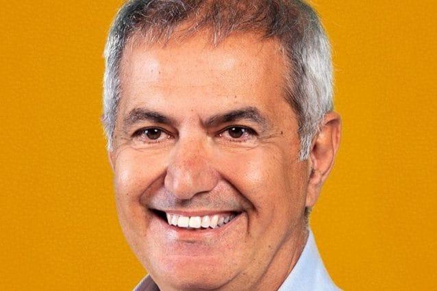 Il sindaco di Nola Gaetano Minieri
