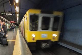 Metro Linea 1, l'Anm vende 10 treni: sono vecchi