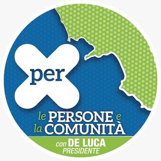 Elezioni Regionali Campania 2020, tutti i candidati della Lista 'PER le Persone e le Comunità'