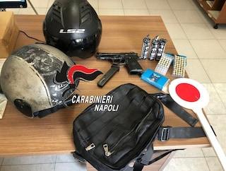 In fuga da Trentola Ducenta a Varcaturo, rapinatori bloccati dopo folle inseguimento