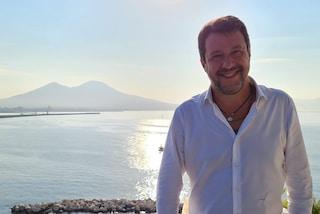 """Intervista a Salvini: """"Comunali a Napoli, ribadisco il mio apprezzamento per Catello Maresca"""""""