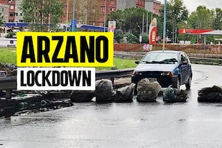 Covid, il lockdown di Arzano ha mille problemi. Ma protestare è assurdo