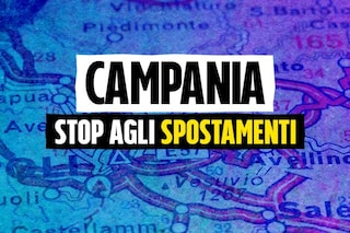 """Divieto di spostamento tra province in Campania: """"Solo per i residenti"""", esclusi i turisti"""