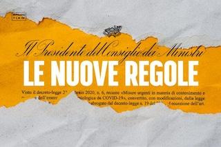Nuovo Dpcm Covid e ordinanze della Regione Campania: cosa è vietato e cosa è permesso