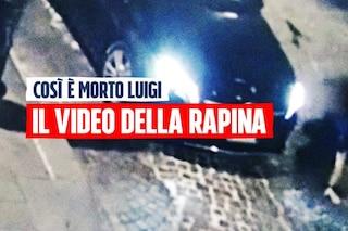 Napoli, il video della rapina nella quale è morto Luigi Caiafa ucciso da un poliziotto a 17 anni