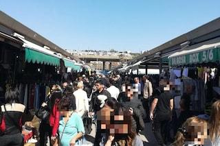 Mercati chiusi in Campania per il Covid, gli ambulanti scendono in piazza a protestare