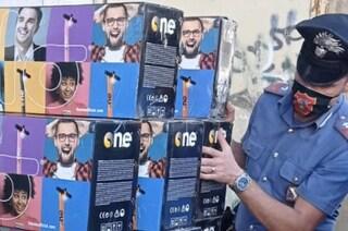 Monopattini elettrici rubati e rivenduti in un negozio di Napoli: arrivano i carabinieri