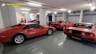 Con le truffe sulla benzina collezionava Ferrari e Vespe d'epoca, preso l'Emiro del Vesuvio