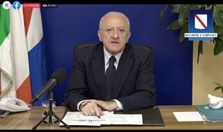 Cinquecento euro più il Reddito di cittadinanza per lavorare come stagionale: la proposta di De Luca