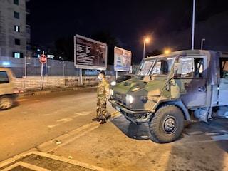 Lockdown Covid ad Arzano, arriva l'Esercito per i controlli nella zona rossa