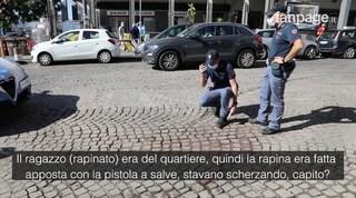 """Luigi ucciso a 17 anni dalla polizia, i parenti di De Tommaso: """"Non era rapina, scherzavano"""""""