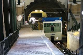 Funicolari, manca personale per aprire le stazioni: Anm obbliga i sostituti agli straordinari