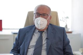 Covid, positivo il direttore generale del Cotugno Maurizio Di Mauro