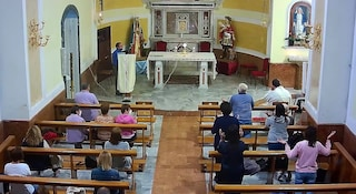 Sacerdote positivo Covid a Ercolano, chiude chiesa del Sacro Cuore di Gesù e messa sospesa