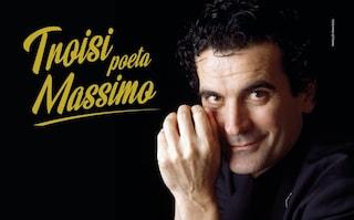 Massimo Troisi in mostra a Castel Dell'Ovo: foto e video sulla vita e la carriera dell'artista