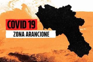 La Campania resta zona arancione Covid: cosa si può fare e cosa no
