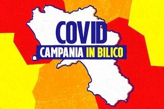 Campania zona arancione Covid o gialla: domani nuova classificazione. Dpcm, alt spostamenti a Natale