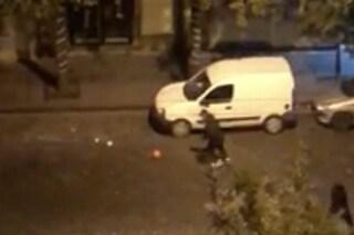 Napoli è zona rossa, ma a Corso Garibaldi si gioca a calcio di notte