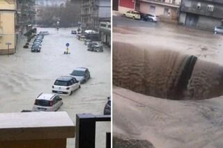 Alluvione Crotone, dalla Campania 10 squadre di volontari per i soccorsi