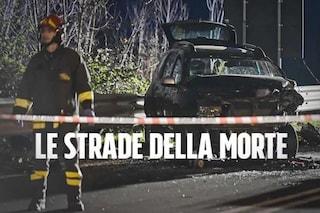 Le strade della morte in Campania: in un anno 93 morti e 3.559 feriti
