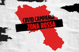 Mini zone rosse Covid in Campania