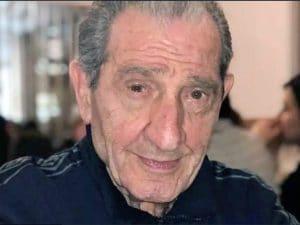 Giuseppe Cantalupo, l'uomo di 84 anni trovato senza vita nel bagno del Pronto Soccorso del Cardarelli.
