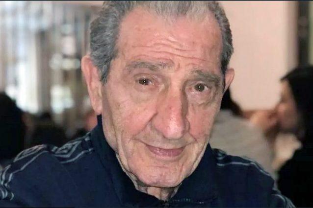 Giuseppe Cantalupo, l'84 enne deceduto al Ps del Cardarelli
