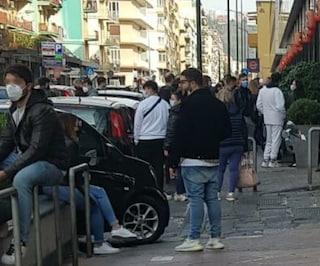 Napoli, corsa all'ultimo sushi al ristorante prima della zona rossa