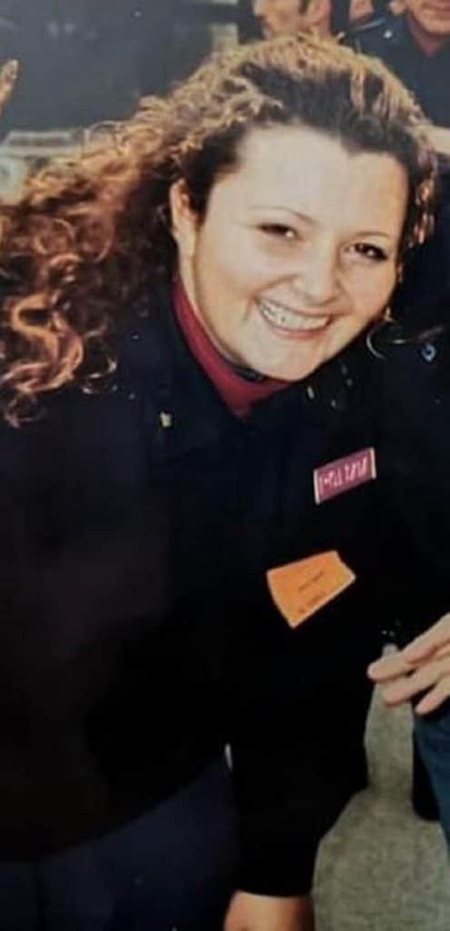 Manuela Scodes. la poliziotta morta di Covid a Napoli a 42 anni.