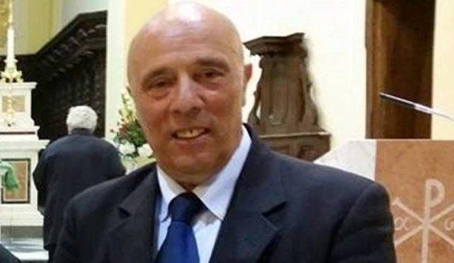 Marcello Arminio, sindaco di Bisaccia.