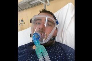 """Covid, Mariano Di Palma di Libera Campania ricoverato a 32 anni: """"In ospedale anche i giovani"""""""