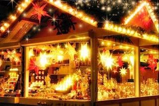 Mercatini di Natale al centro storico di Napoli dal 3 dicembre, il piano della Municipalità